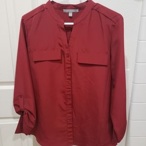 NY & CO womens button up shirt